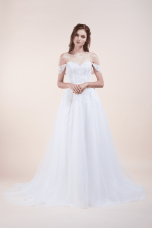 Athena-affordable Bridal Gown for rent in Singapore