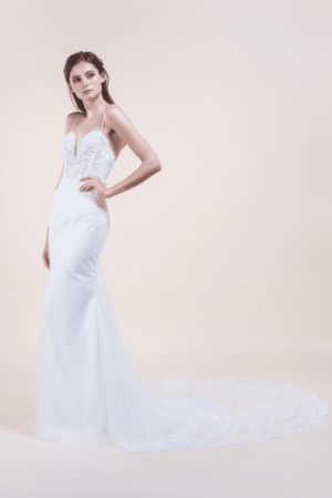 Inez-Local Designer Gown