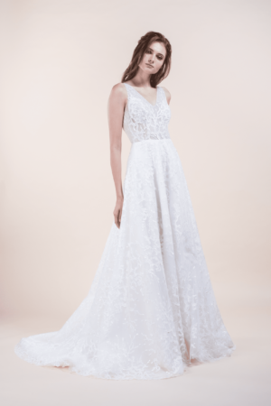 Jessie-Local Designer Gown