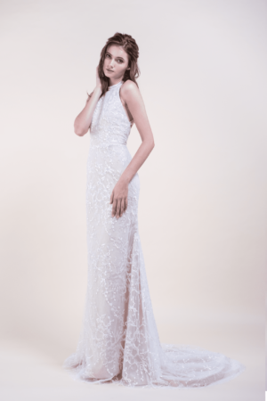 Lara-affordable Bridal Gown for rent in Singapore