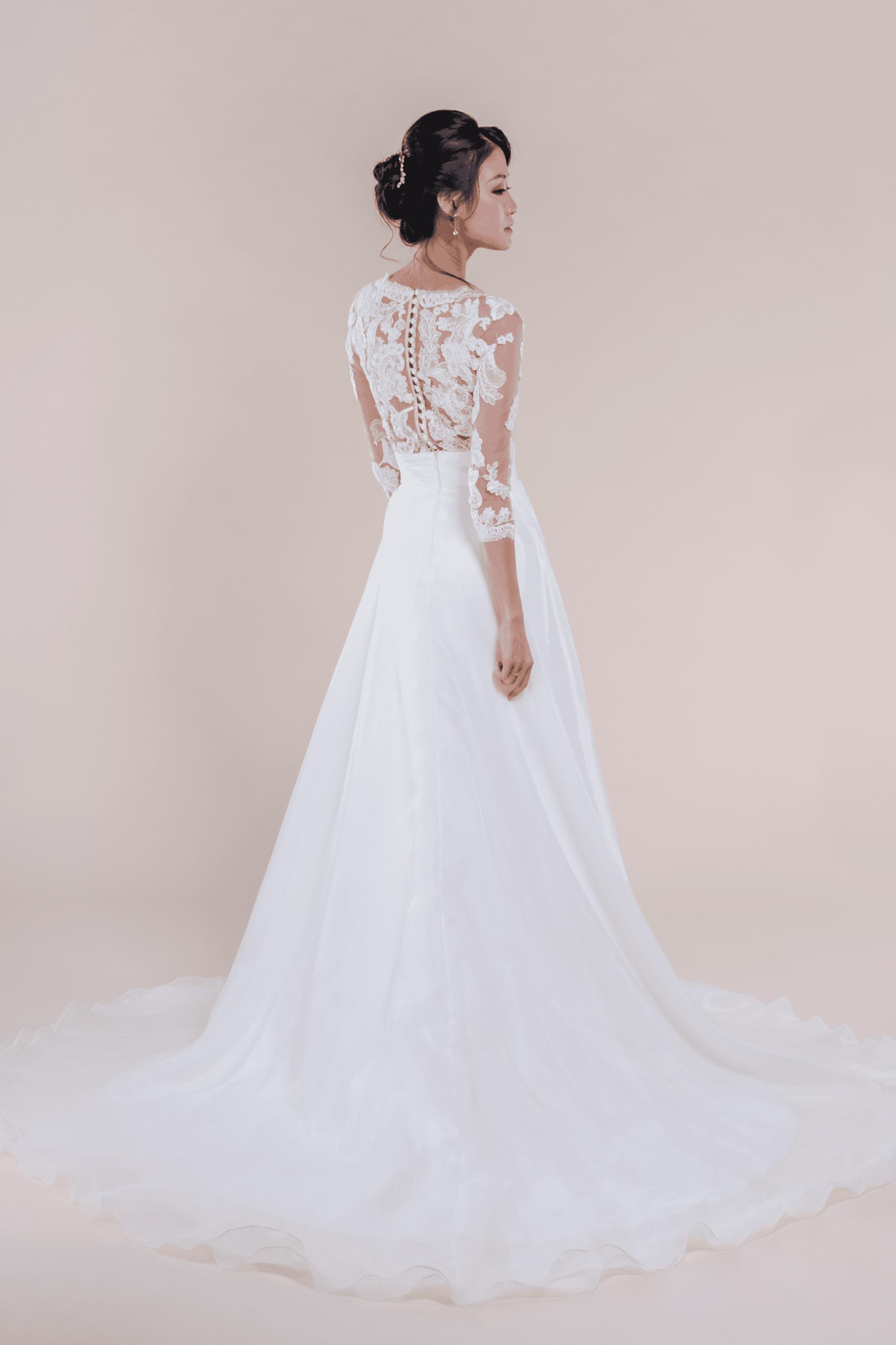 Marissa-with-detachable-organza-skirt-Boho-Bridal-Dress