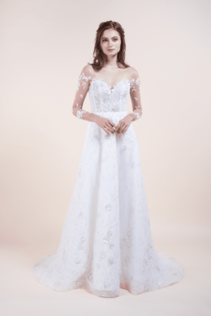 Riane-affordable Bridal Gown for rent in Singapore
