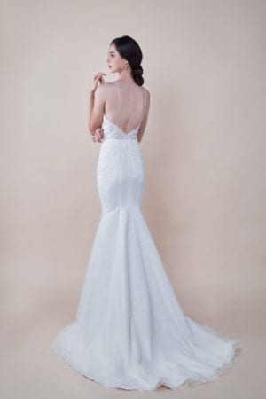 Mika - affordable Wedding Dress for rent in Singapore