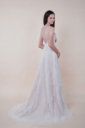 Sandra - Singapore Bridal Studio