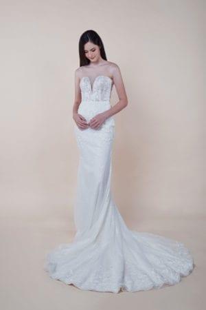 Sheila - Singapore Designer Gown