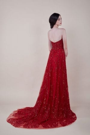 Valeria - affordable Evening Dress for rent in Singapore