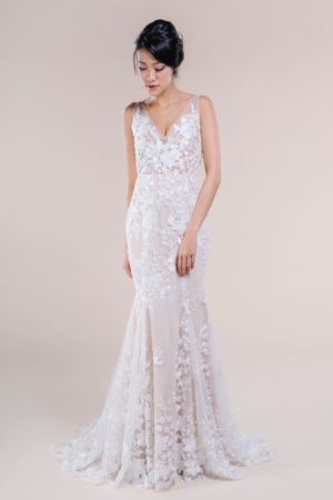 Eliza-affordable Wedding Dress for rent in Singapore