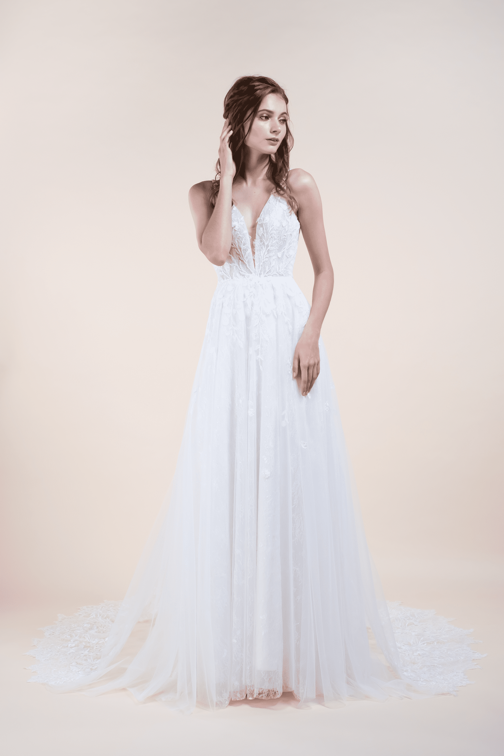 Ella-Local Designer Gown