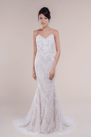 Grace-affordable Bridal Gown for rent in Singapore