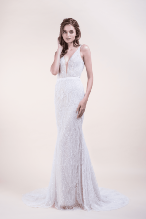 Hailey-affordable Wedding Gown for rent in Singapore